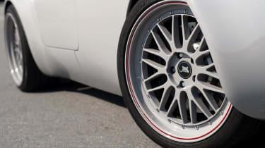Wiesmann MF4-S wheel