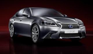 Lexus GS F Sport front