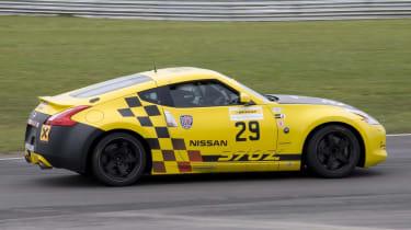 Nissan 370Z racing car