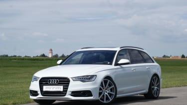MTM tuned Audi A6 BiTDI