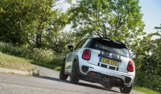 Mini John Cooper Works Challenge - Rear