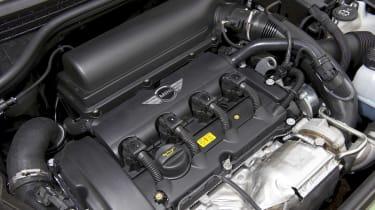Mini Clubman JCW engine