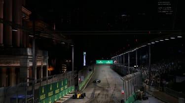 F1 Singapore - Renault