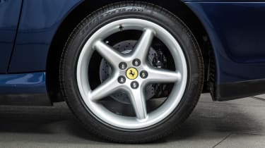 Ferrari 550 Maranello wheel