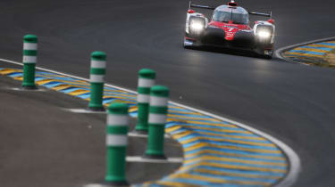 Le Mans test day 2017 - Toyota