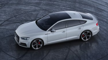 Audi S5 TDI - top
