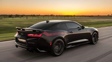 Hennessey Camaro - rear