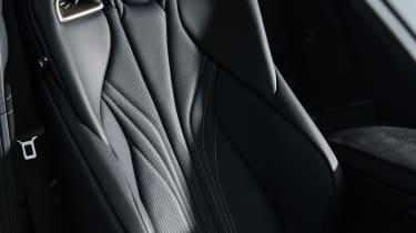 Lexus RC F - Seats