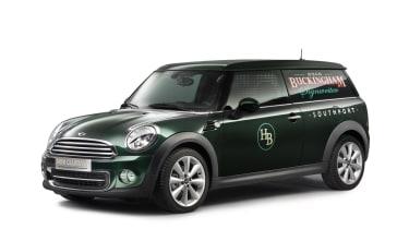 Mini Clubvan revealed