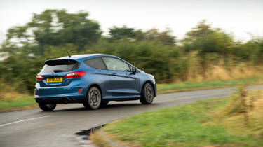 Ford Fiesta St Review Simple Honest Fun Evo