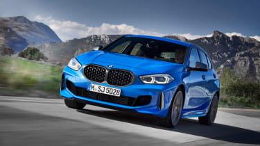 BMW M135i - front