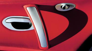 BMW Z8 – door card