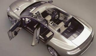 Aston Martin Rapide supersaloon