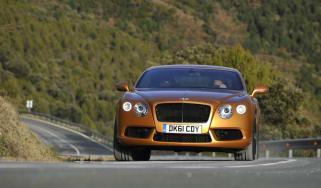2012 Bentley Continental GT V8 Coupe