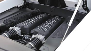 2013 Lamborghini Gallardo LP560-4 V10 engine