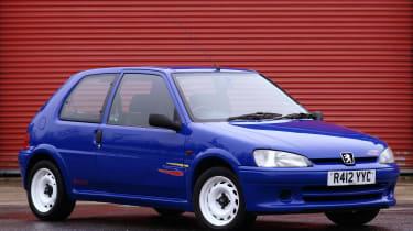 Peugeot 106 Rallye (S2)