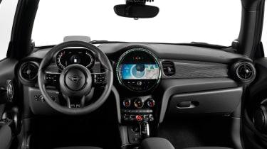 Mini Cooper S 2021 - dash