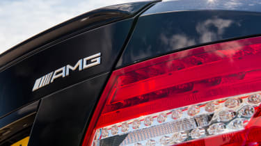 Mercedes-Benz C63 AMG Coupe – rear light