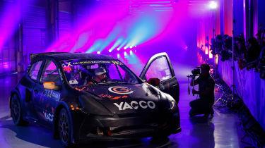 Speedmachine festival preview - Renault Clio