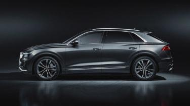 Audi SQ8 TDI - profile