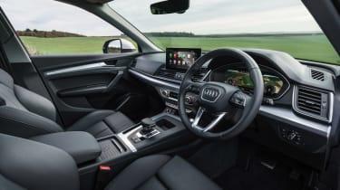 Audi Q5 2021 – interior