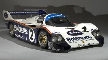 Fastest ever Nürburgring lap times Porsche 956