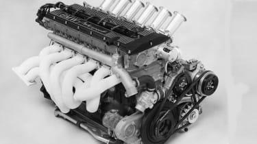 BMW M1 – engine