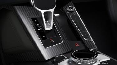 Audi Sport Quattro concept gear selector