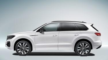 Volkswagen Touareg R-Line - profile
