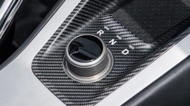 Jaguar e-type Zero drive - selector