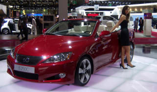 Lexus IS250 Cabrio