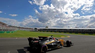 Renault F1 car 2