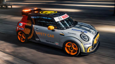Mini Electric Pacesetter - top