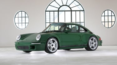 Ruf SCR 2018 – Front