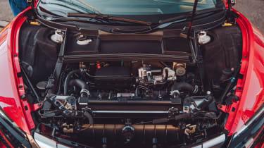 Honda NSX – engine