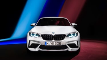 BMW M2 Competition Pack - evo front