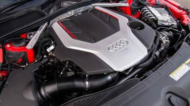 Audi S4 - Engine
