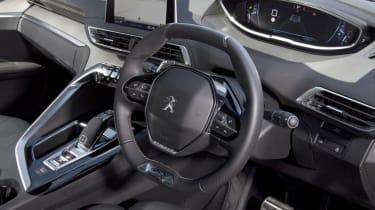 Peugeot 3008 GT interior