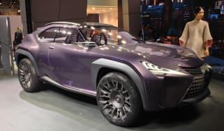 Lexus UX Concept