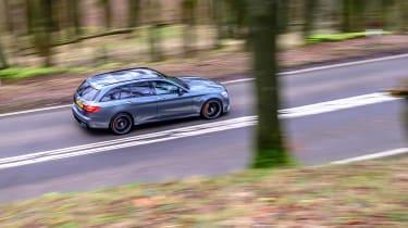 Mercedes-AMG C63 S Estate 2021 – pan 2