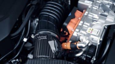 Best hybrid cars 2021 - Polestar 1 engine