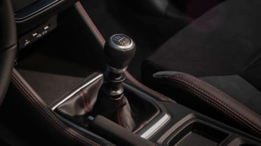 All-new 2022 Subaru WRX – gearbox