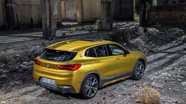 BMW X1 M Sport X - rear quarter