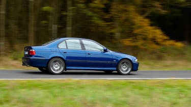 25 years of the BMW M5