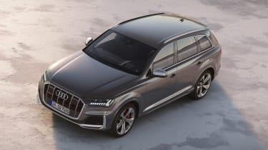 Audi SQ7 TDI - top