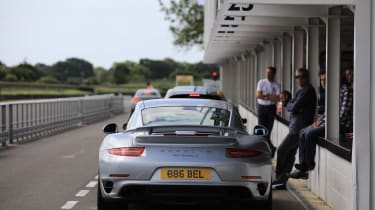 Goodwood track day 2019 - 911 Turbo
