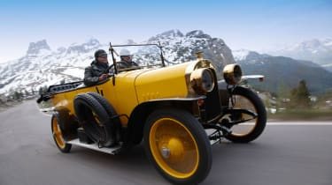 Audi Type C 'Alpine Victor'