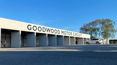 Goodwood evo Track Day June 1 - paddock 2
