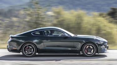 Ford Mustang Bullit side