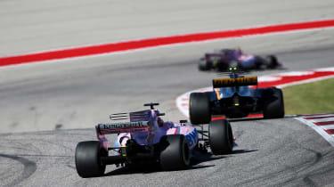 F1 2017 Austin - Toro Rosso